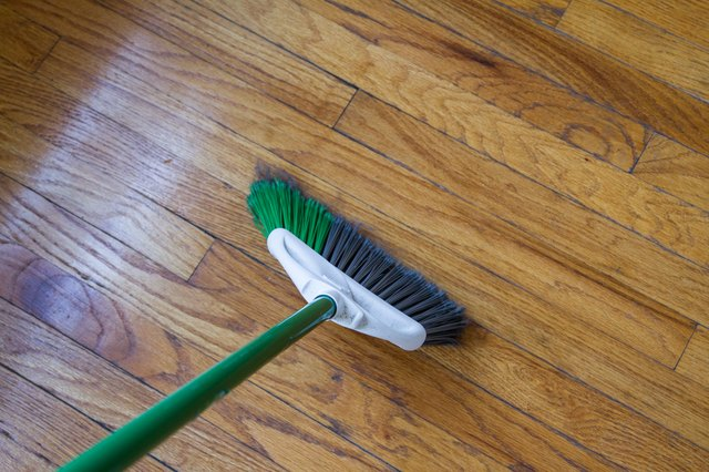 How To Clean A Polyurethane Coated Hardwood Floor Hunker
