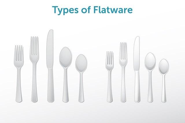 Types Of Flatware Hunker