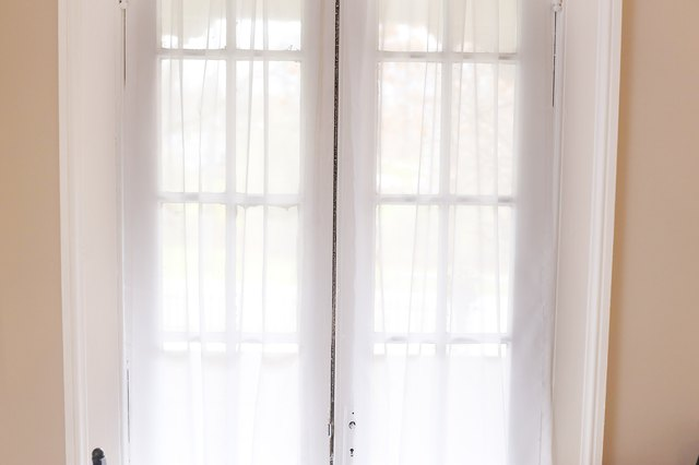 How to Paint Stained Wood Trim White   Hunker