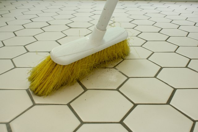 Can I Acid Wash A Bathroom Tile Floor Hunker