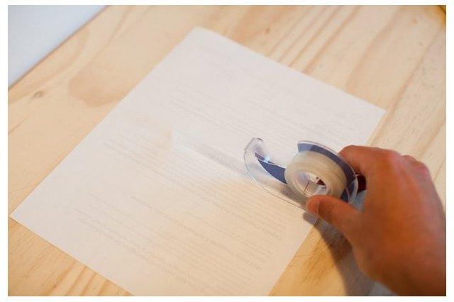 How to Transfer Ink to Wood