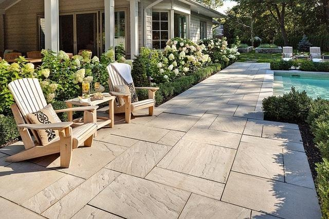 7 Inspiring Stamped Concrete Patio Ideas Hunker