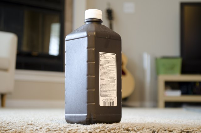 Hydrogen Peroxide As A Carpet Cleaner Hunker