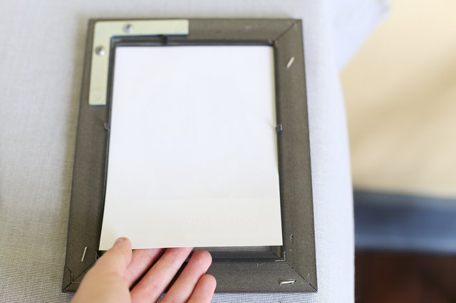 How to Repair Picture Frames | Hunker