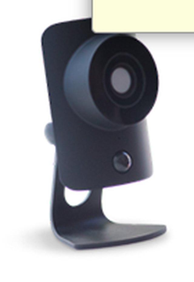 Wireless camera.