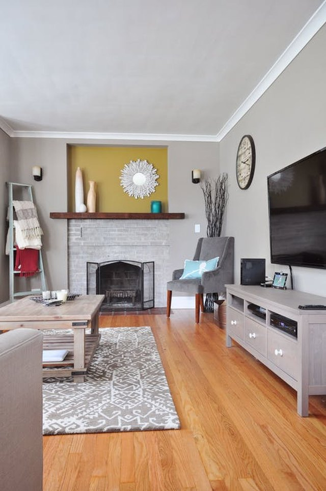 The 12 Best Gray Paint Colors for Your Living Room | Hunker