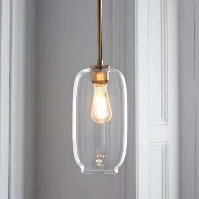 drop pendant light