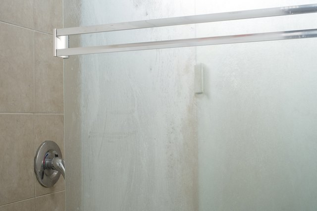 The Best Ways To Clean Glass Shower Doors Hunker