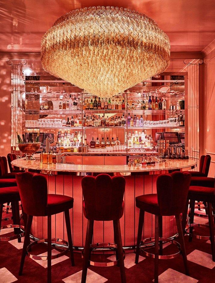 siren hotel detroit Candy Bar