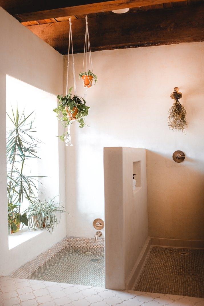 Posada by Joshua Tree House bath