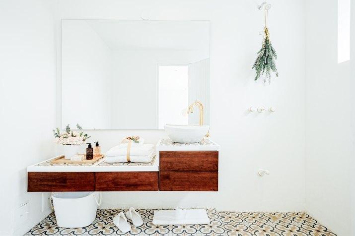The Helen room bath Casa Legado