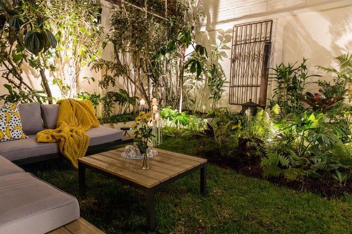 Casa Legado garden