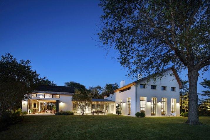 We House Tim Dumbleton Architecture Modern New York Glass House