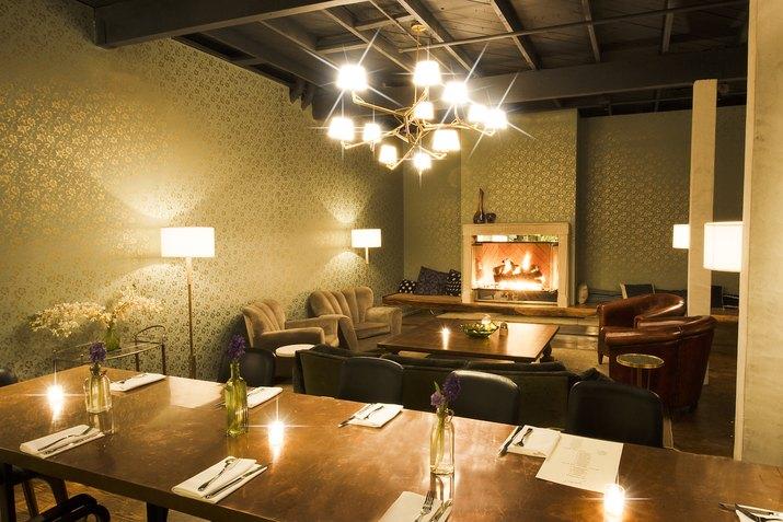 Lounge area at Ysabel