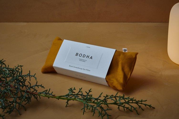 Bodha Aroma Therapy Eye Pillow, $38