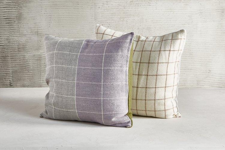 Minna Fern Pillow & Minna Agnes Pillow, $40 each
