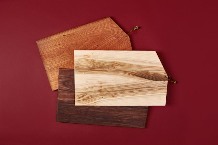 Campover Asymmetric Cutting Board, $72