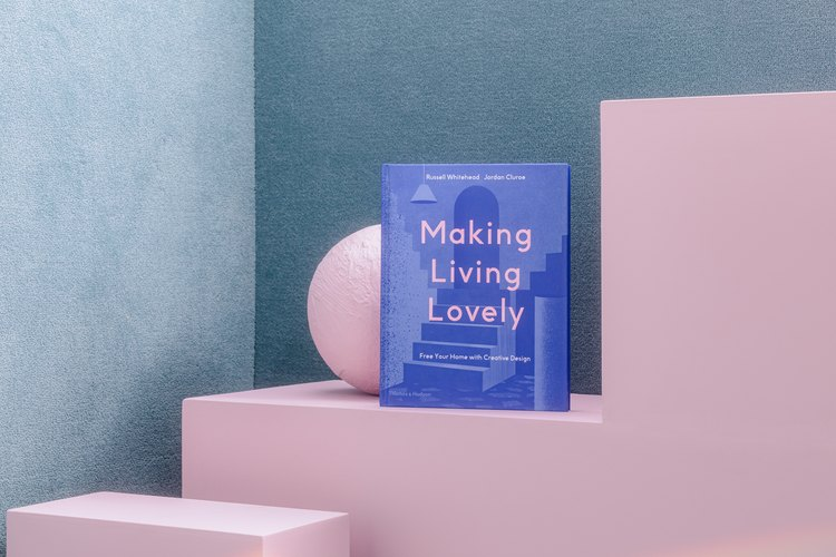 Making Living Lovely by Jordan Cluroe and Russell Whitehead, $19.59