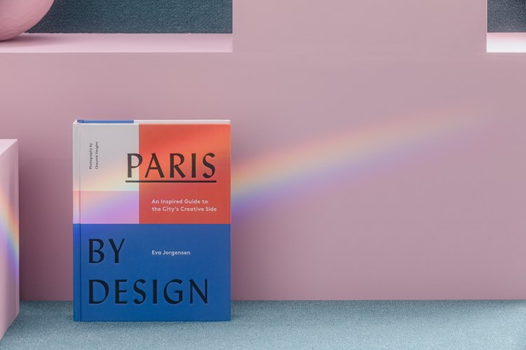 Paris by Design by Eva Jorgensen, $21.99