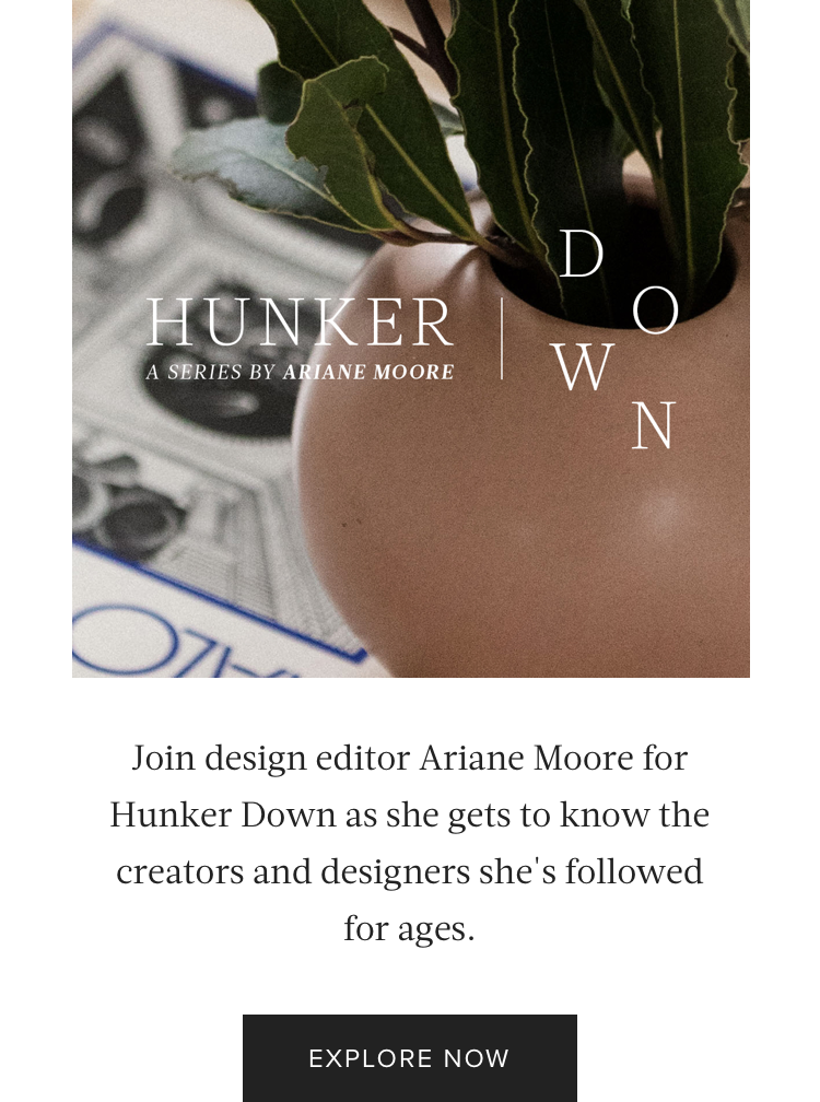 Content Series: Hunker Down