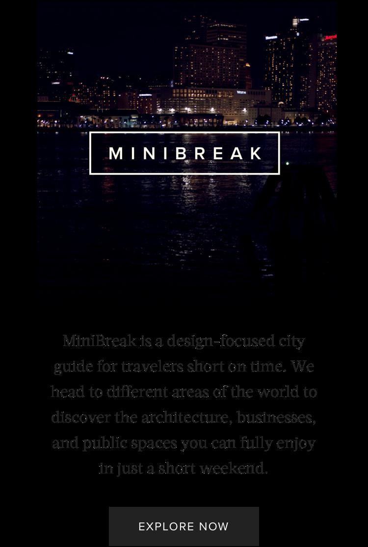 Hunker Series: MiniBreak