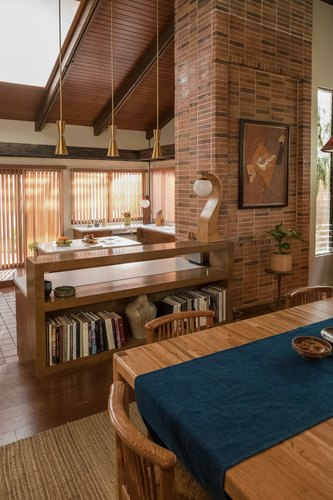 Midcentury goals at the Forever house