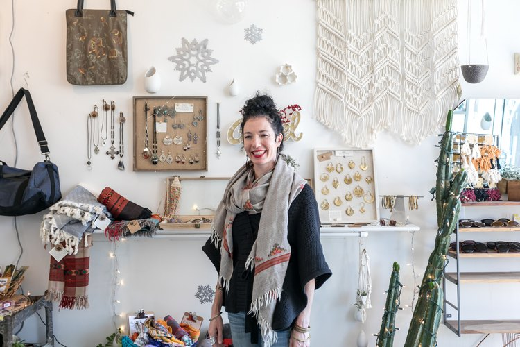Bibi Kemper of Gadabout Goods