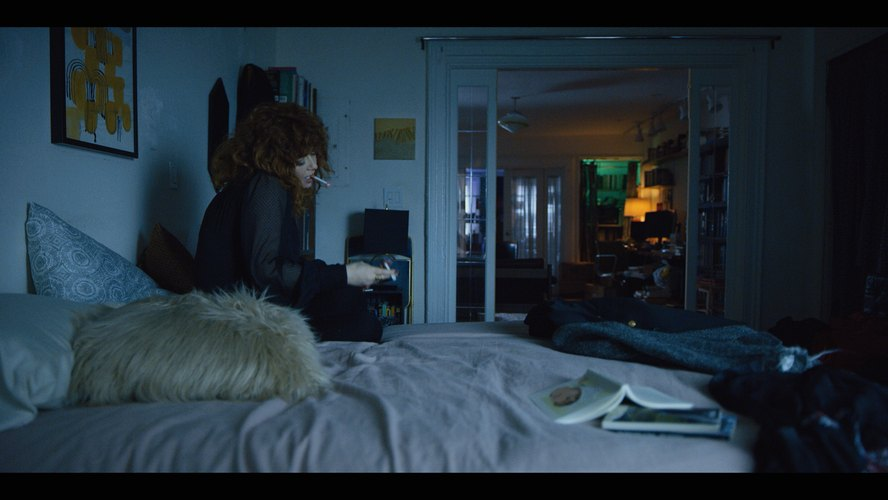 Nadia's apartment in Russian Doll