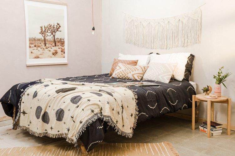 desert neutrals bedroom