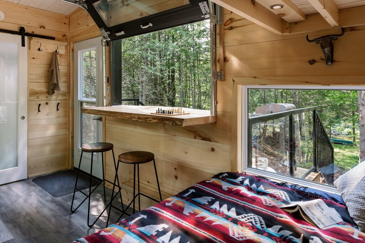 Cabinscape cabin interior
