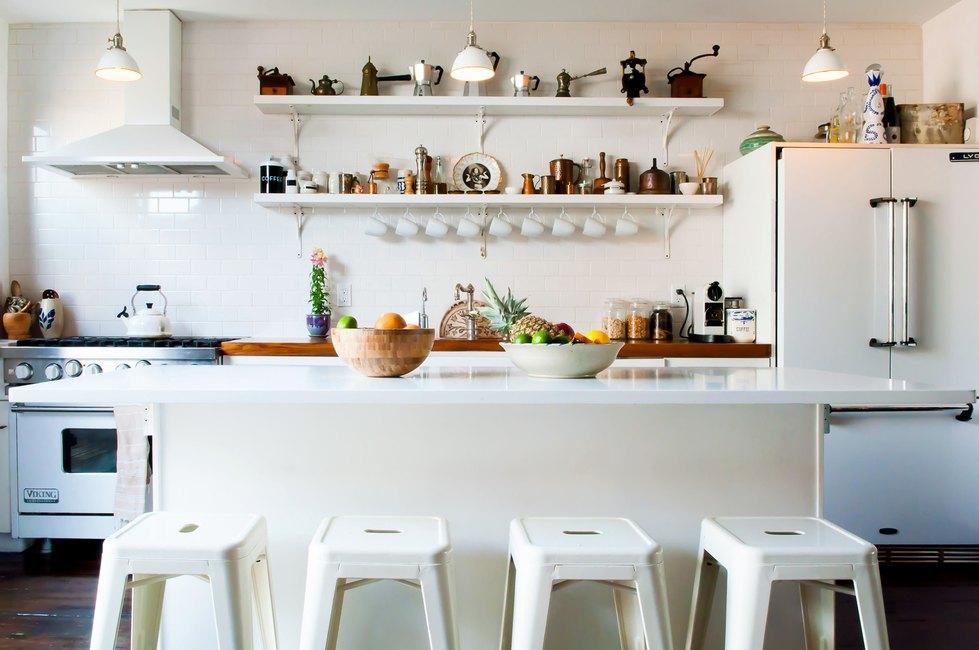 Kitchen at Urban Cowboy Brooklyn