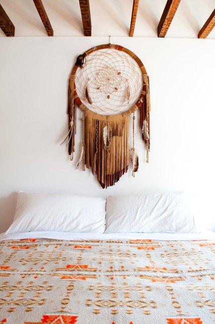 Bedroom at Urban Cowboy Brooklyn